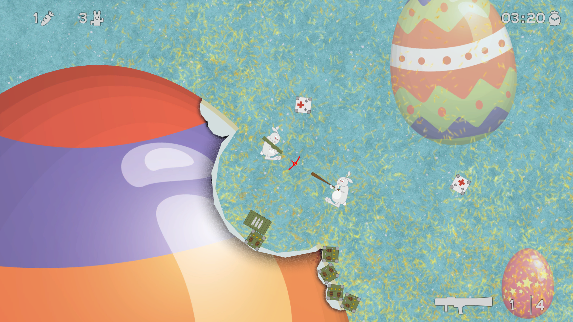 Easter Eggs Screenshot