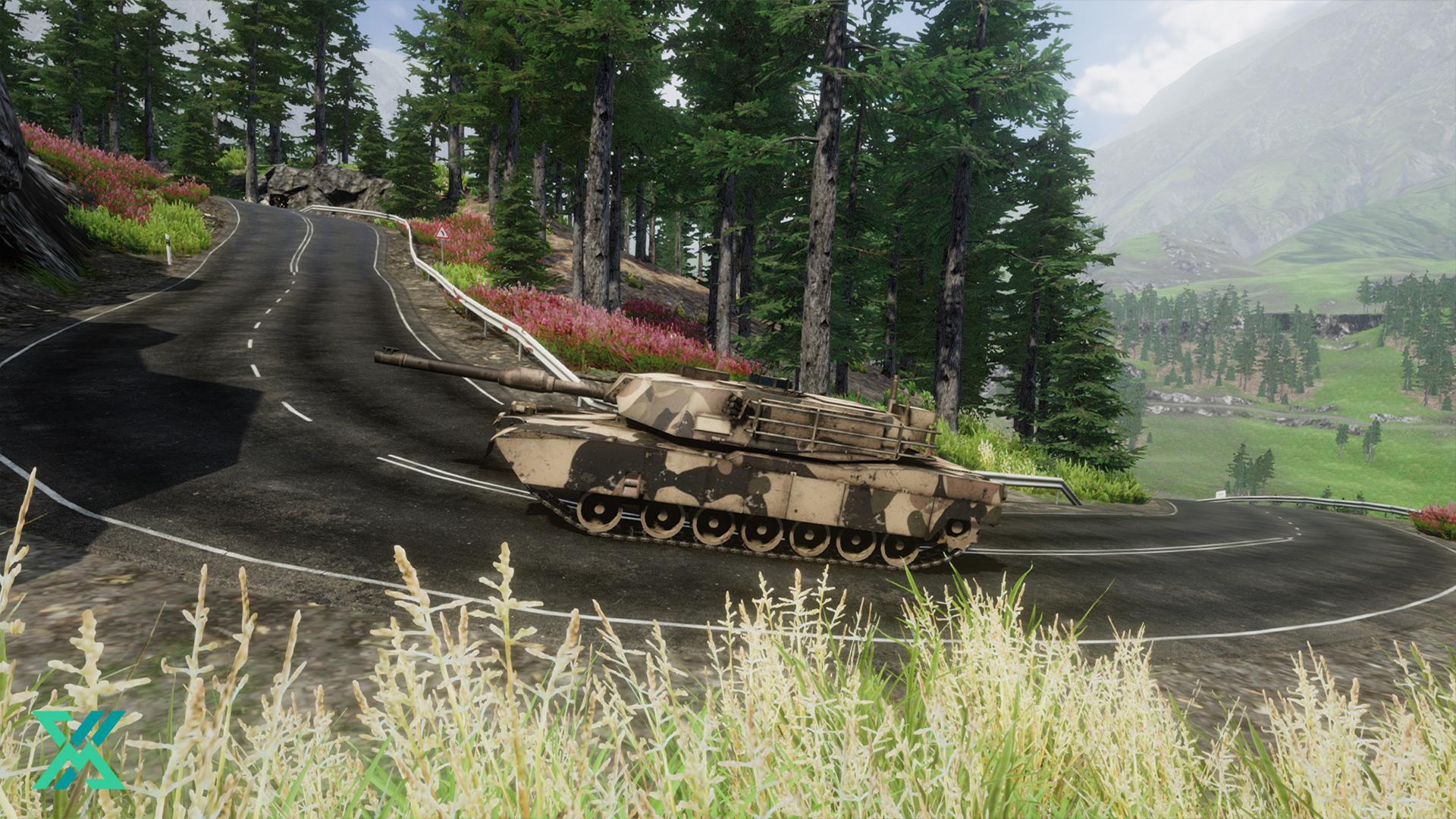 eXpanSIM tank