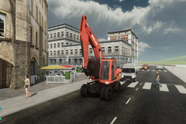 eXpanSIM_excavator_city