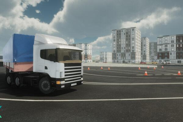 eXpanSIM_truck_maneuver_logo